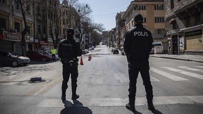 Türkiye'de 3 gün sokağa çıkma kısıtlaması uygulanacak