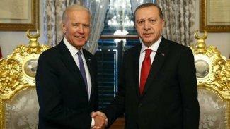 Biden ve Erdoğan arasında ilk telefon görüşmesi