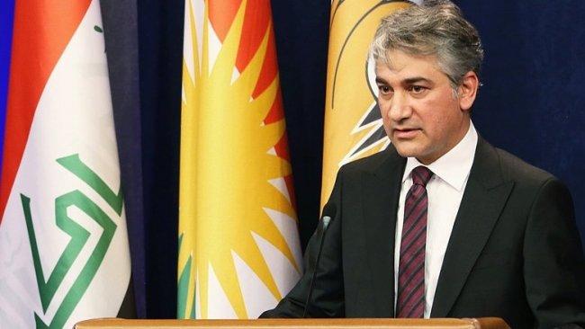 Hükümet Sözcüsü: İsrail'in Kürdistan'da herhangi bir varlığı yok