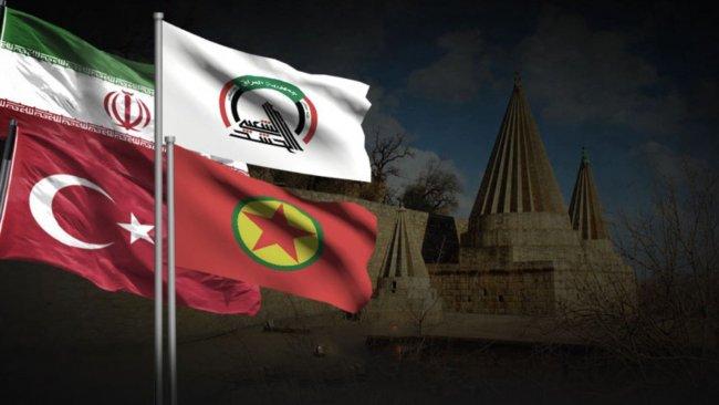 Türkiye ve İran Şengal'de büyük bir kapışmanın arefesinde
