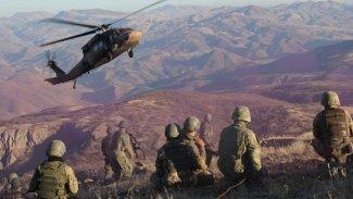 İddia: Zap bölgesine indirilen 9 askerden haber alınamıyor