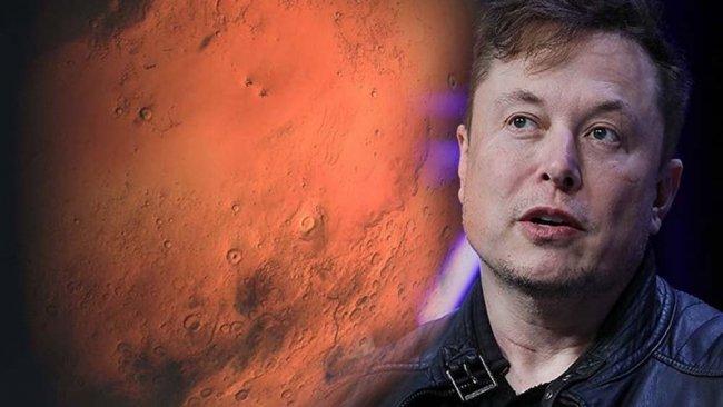 Elon Musk: Mars'a ilk gidecek insanlar muhtemelen ölecek