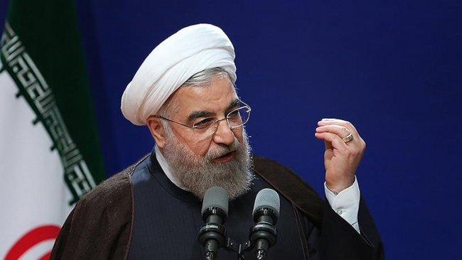 Ruhani: Dünya ile ilişki kurulmadan ilerleme sağlanamaz ve ülke kalkınamaz