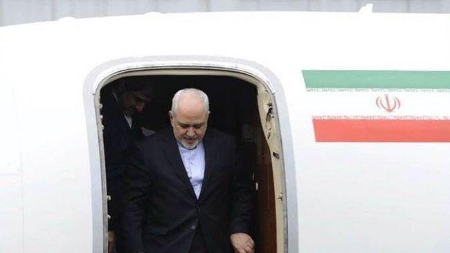 İran Dışişleri Bakanı Zarif Erbil'de