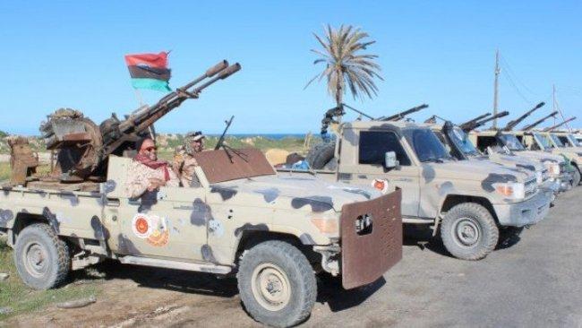 Libya'da Hafter saflarında askeri hareketlilik