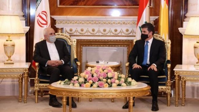 İran Dışişleri Bakanı: Erbil'e yönelik saldırılardan dolayı endişeliyiz