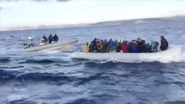 Yunanistan'ın göçmenlere karşı işlediği suçlar AİHM'e taşındı