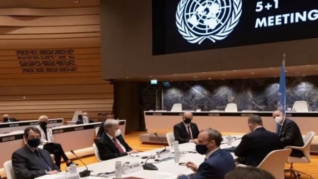 Türkiye'nin iki devletli çözüm baskısına uluslararası aktörlerden veto