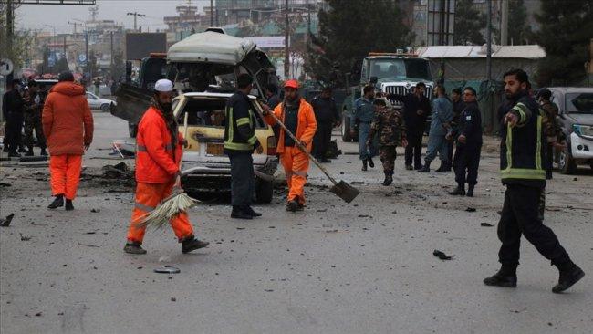 Afganistan'da şiddetli patlama: 25 ölü, 60 yaralı!