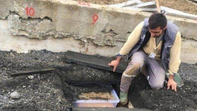 Kaldırıma gömülen cenazeler için AYM'ye başvuru