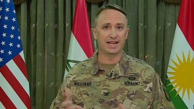 Koalisyon Komutanı: IŞİD bölge için halen ciddi bir tehdit