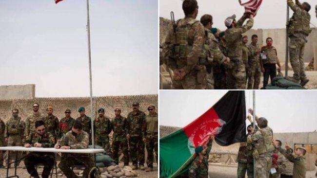 Afganistan: Yabancı güçler askeri merkezlerden çekiliyor