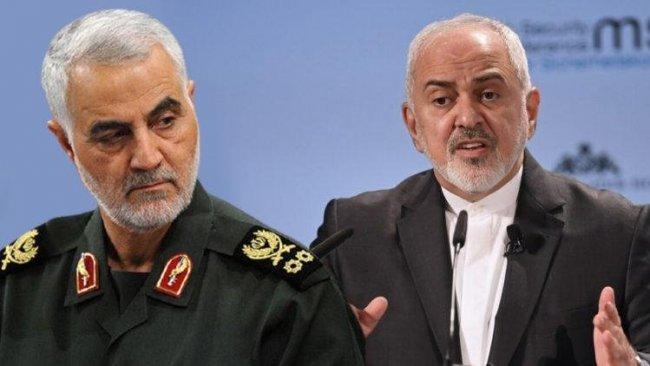İran Dışişleri Cevad Zarif'ten 'Kasım Süleymani' açıklaması