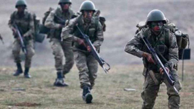 Metina'da 1 asker hayatını kaybetti