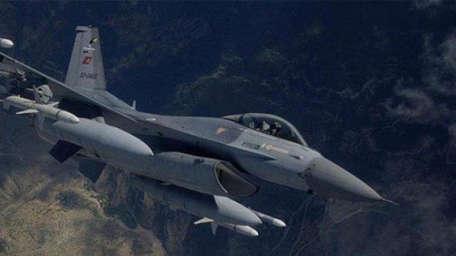 Türk savaş uçakları Kani Masi bölgesini bombaladı