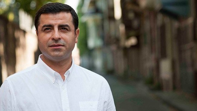 Demirtaş'tan 'Kobane' açıklaması: Asıl yargılama iktidar değiştikten sonra yapılacak