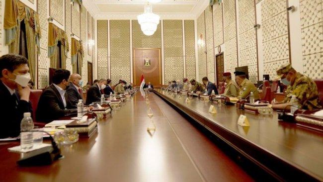 Peşmerge ve Irak ordusu arasında toplantı