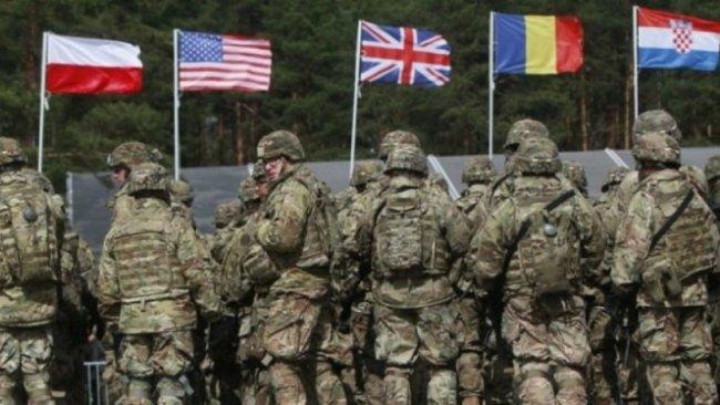 ABD, 26 Avrupa ülkesi ile 28 bin askerlik 'Defender Europe 21' tatbikatını başlattı