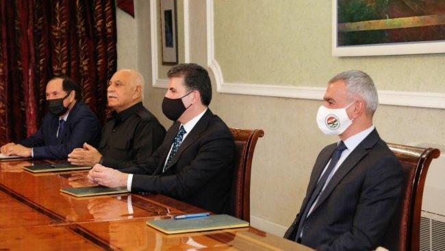 Başkan Neçirvan Barzani: Parçalı olursak zarar eden Kürdistan Bölgesi olur
