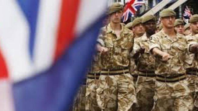 İngiltere, Irak ve Suriye'ye çok sayıda askeri güç gönderiyor