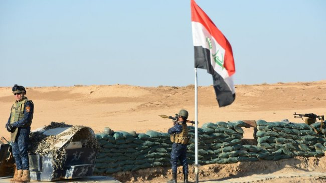 Irak, Suriye sınırına hendekler kazıyor
