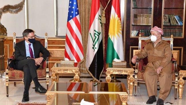 ABD heyeti: Kürdistan Bölgesi ile var olan ortaklığa bağlı kalacağız