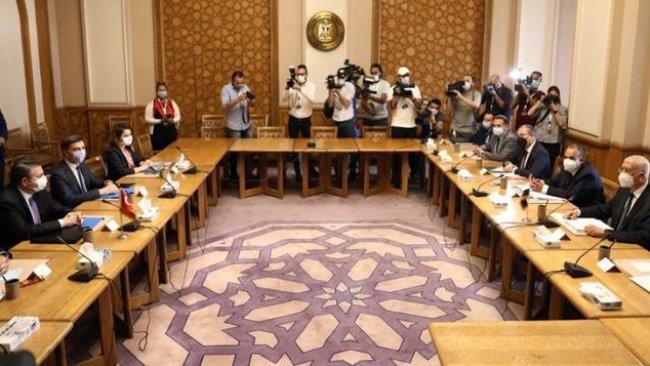 Türkiye ve Mısır 8 yıl sonra yeniden masada
