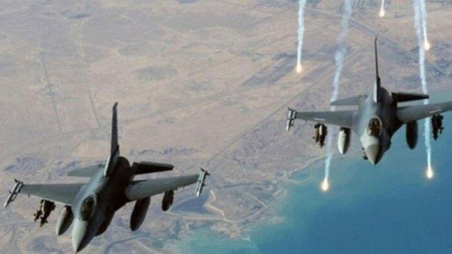 ABD'den Taliban'a hava saldırısı