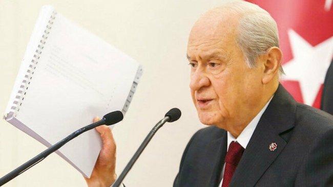 MHP'nin hazırladığı yeni anayasa çalışmasının ayrıntıları belli olmaya başladı