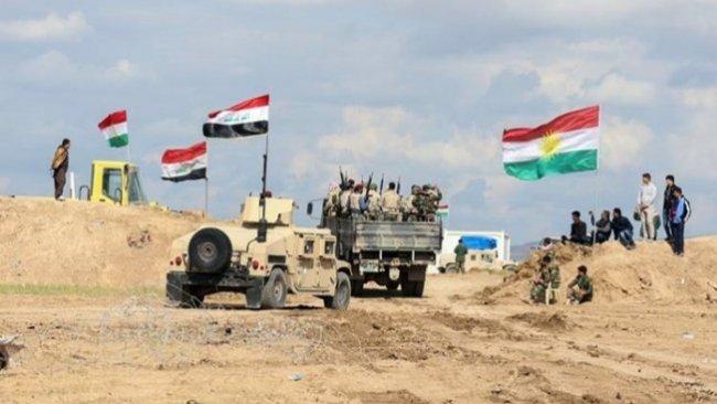 Peşmerge ile Irak Ordusu'ndan saldırılara karşı yeni hamle