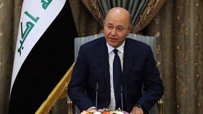 Berhem Salih: Türk Bakanın Irak ziyaretini doğru bulmadık