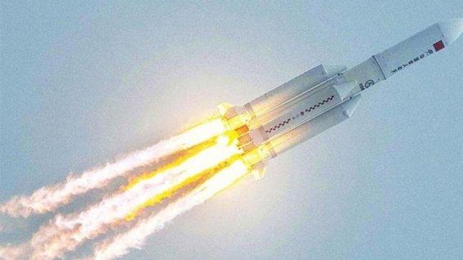 Çin'den kontrolden çıkan roket hakkında ilk açıklama