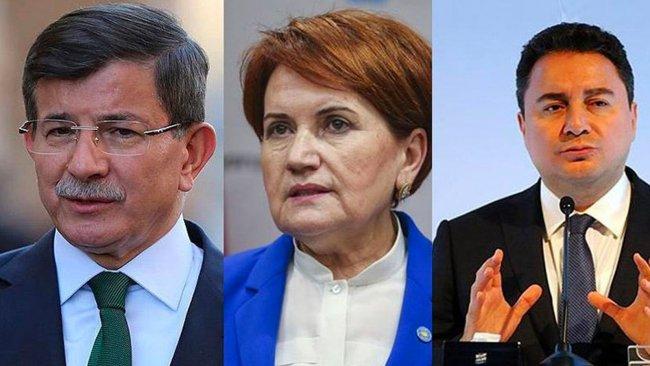 DEVA Partisi ve Gelecek Partisi'nden Akşener'in 'ittifak' çağrısına yanıt
