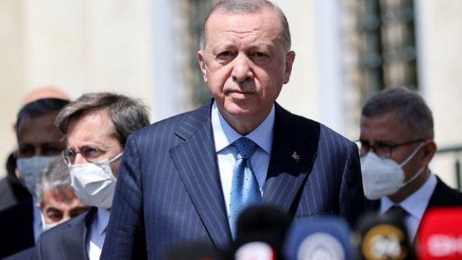 Erdoğan: 'Mısır'ı Yunanistan ile birlikte görmek bizi üzer'