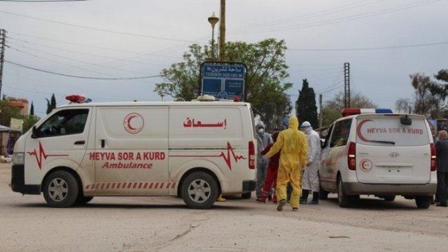 Suriye hükümeti Rojava'ya aşı ambargosu uyguluyor