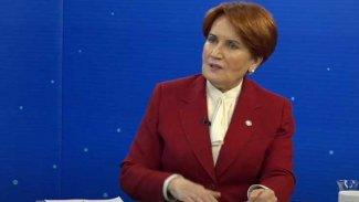 Akşener: HDP seçime ayrı girmeli