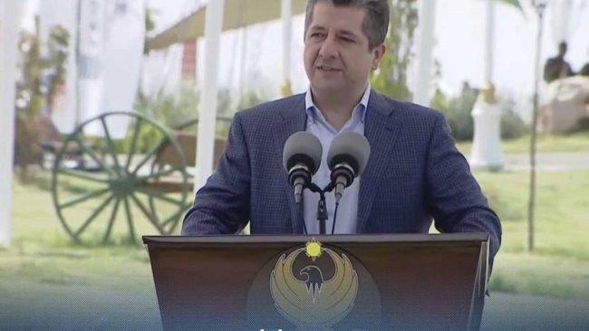 Başbakan Barzani: Hükümetin iki hedefi var