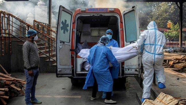 DSÖ: Hindistan mutasyonu daha bulaşıcı, öldürücü ve aşılara karşı dirençli