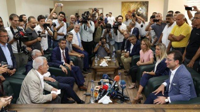 Selvi: HDP konusunda hakkında soruşturma açılmasını en çok İmamoğlu ister