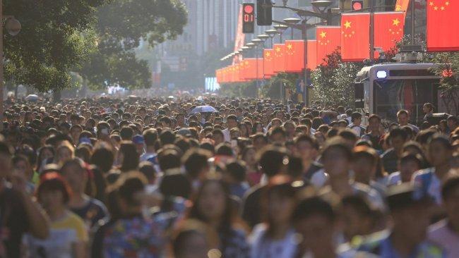 Çin'in nüfus artışı son 10 yılda en düşük seviyeye geriledi