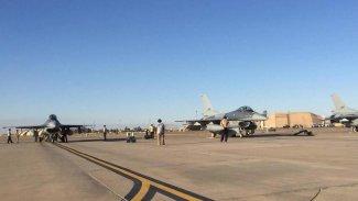 F-16 firmasının 72 personeli Erbil'e getirildi