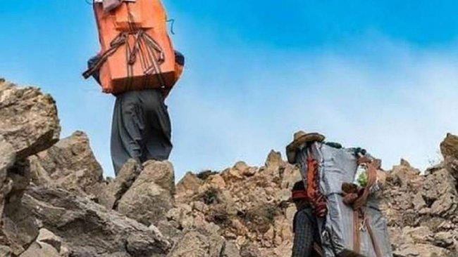 İran askerlerinden kaçan Kürt kolber boğularak hayatını kaybetti