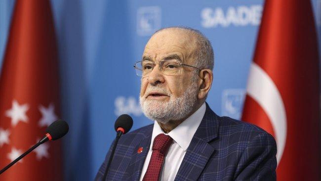 Karamollaoğlu: Filistin'e askeri destek sağlamalıyız