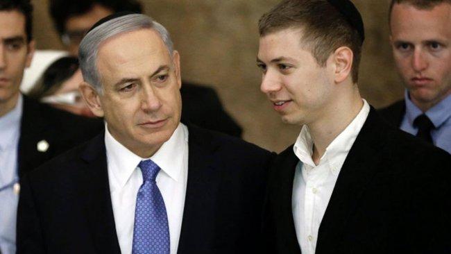 Netanyahu'nun oğlundan Erdoğan'a Kürdistan bayraklı yanıt
