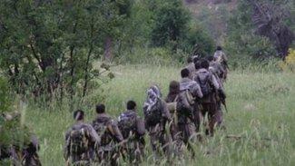 Bagok'ta hayatını kaybeden 3 PKK'li Mardin'de toprağa verildi