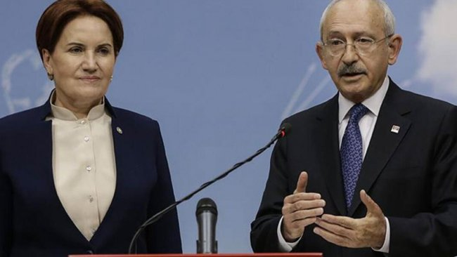 'İttifak ortak aday çıkaracak, kilit parti HDP'