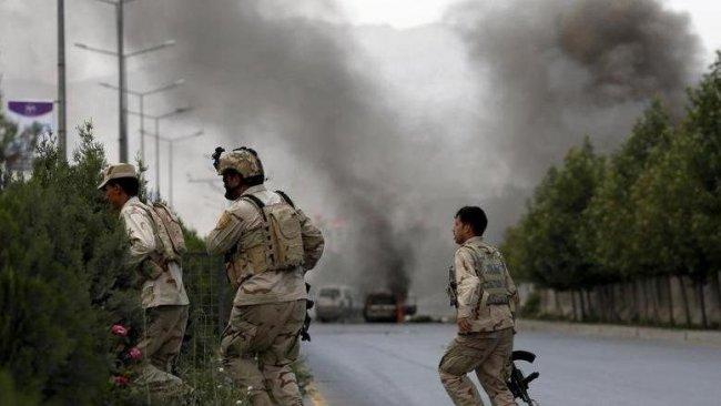 Afganistan'da ateşkesin ilk gününde 4 ayrı patlama