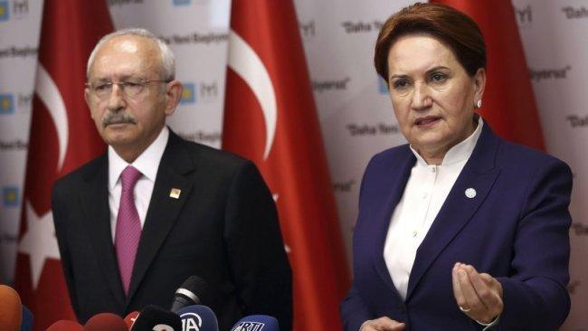 İYİ Parti'den CHP'ye 'HDP' şartı
