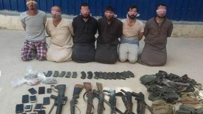 DSG, terör saldırısı planlayan IŞİD hücresini çökertti
