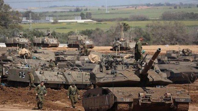 İsrail Gazze'ye kara operasyonu başlattı